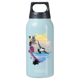 A Birds View Insulated Water Bottle