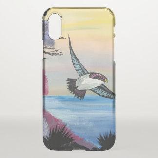 A Birds View iPhone X Case