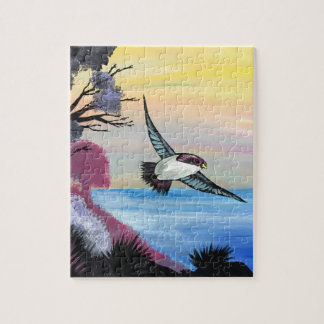 A Birds View Jigsaw Puzzle