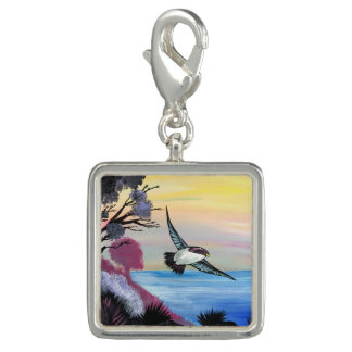 A Birds View Photo Charms