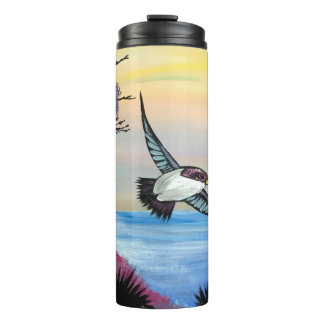 A Birds View Thermal Tumbler