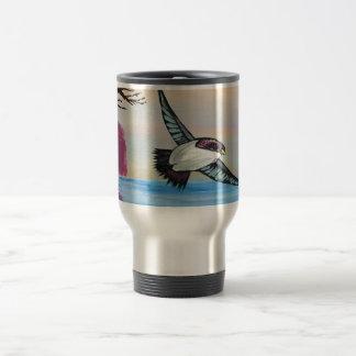 A Birds View Travel Mug