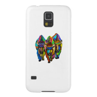 A Bison Trio Case For Galaxy S5
