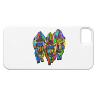 A Bison Trio iPhone 5 Cover