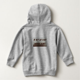 A bit of dirt never hurt! hoodie