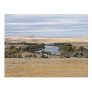 A bit of Nebraska Postcard