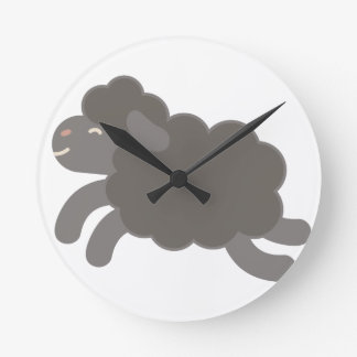 A Black Sheep Wall Clocks