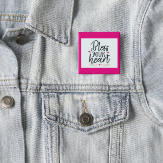 A Blessed Heart Pin ©