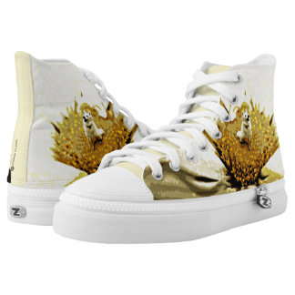 A Blossoming Personality High Tops