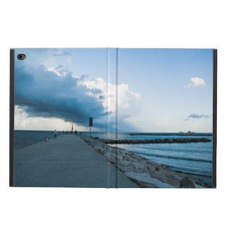 A blue cloud over the sea powis iPad air 2 case