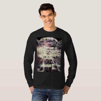 A-bomb Not Worried black long sleeve shirt