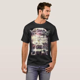 A-bomb Not Worried black shirt
