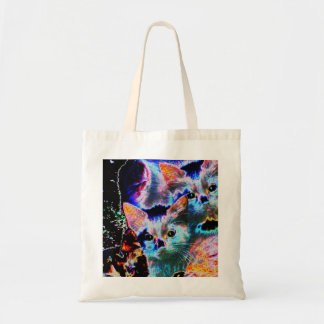 A Bouguet of Kittens Tote Bag