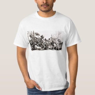 A Bountiful Harvest for Death T-shirt