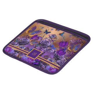 A Bouquet of Butterflies iPad Sleeve