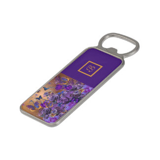A Bouquet of Butterflies Magnetic Bottle Opener