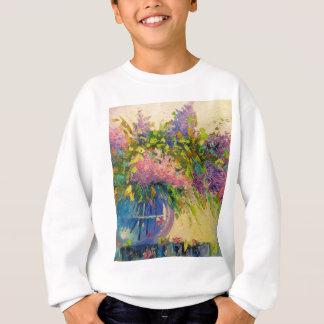 A bouquet of lilacs sweatshirt