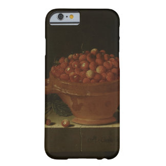 A Bowl of Strawberries on a Stone Plinth Barely There iPhone 6 Case