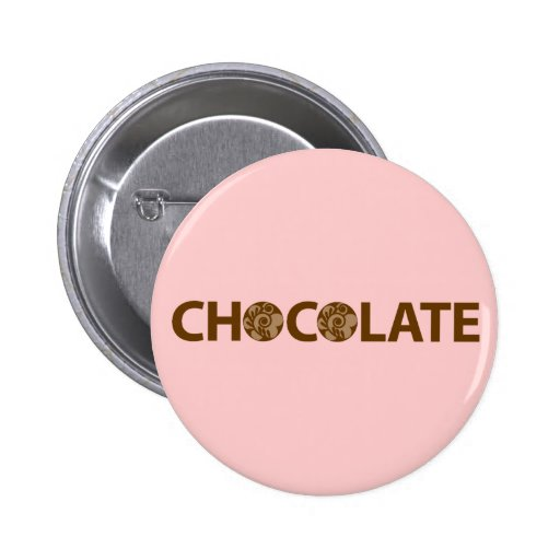 A Box of Chocolates Pinback Buttons
