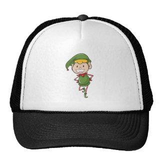 a boy in green joker dress trucker hat