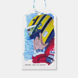 A BRAZILIAN HERO - artwork by Jean Louis Glineur Pack Of Gift Tags