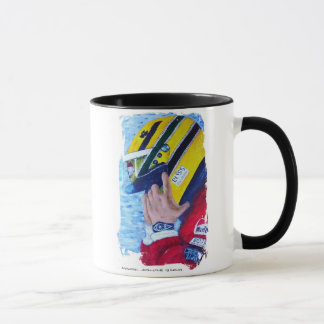 A BRAZILIAN HERO - Artwork Jean Louis Glineur Mug