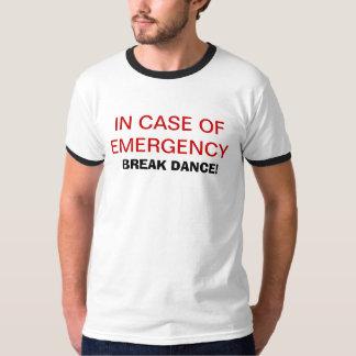 A Break Dance Emergency! T-Shirt
