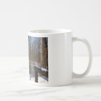 A Bridge at Wildwood Coffee Mug