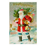A bright Christmas Poster