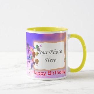 A Bright New Birthday 2-Photo Frame