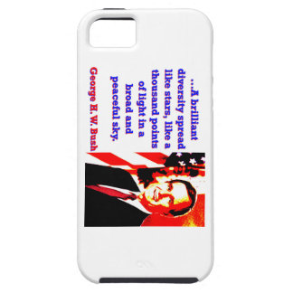 A Brilliant Diversity - George H W Bush Case For The iPhone 5