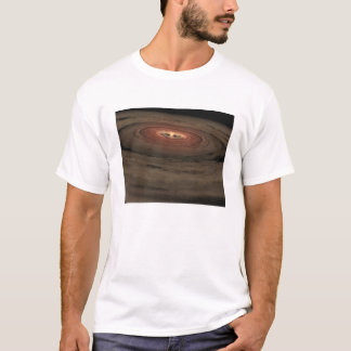 A brown dwarf surrounded by a swirling disk T-Shirt