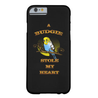 A Budgie Stole My Heart Barely There iPhone 6 Case