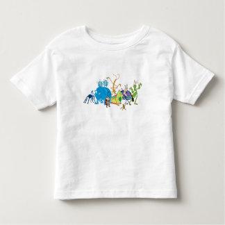 A Bug's Life Characters P.T. Flea Francis et. al. Toddler T-shirt