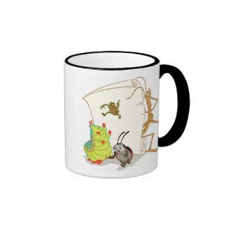 A Bug's Life Circus Crew Disney Ringer Coffee Mug