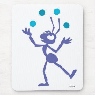 A Bug's Life Flik juggling Disney Mouse Pad