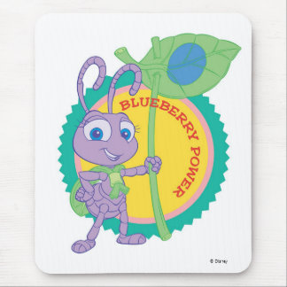 A Bug's Life Princess Dot Disney Mouse Pad