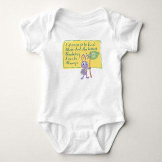 A Bug's Life Princess Dot Pledge Disney Baby Bodysuit