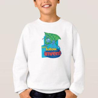 "A Bug's Life's Flik ""Don't Follow� Invent"" Disney Sweatshirt"