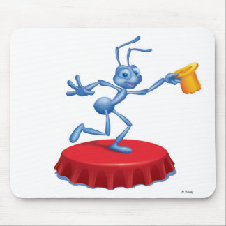 A Bug's Life's Flik Performing Disney Mouse Pad