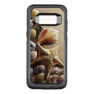 A Bunch of Seashells OtterBox Commuter Samsung Galaxy S8 Case
