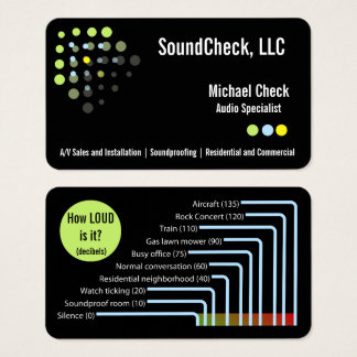A Business Card Worth Keeping - Audio