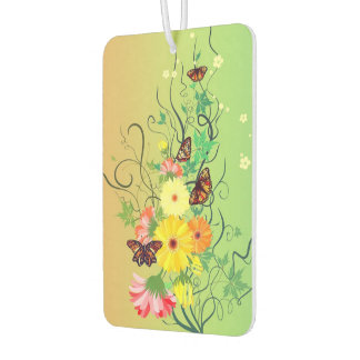 A Butterfly Tree Air Freshener