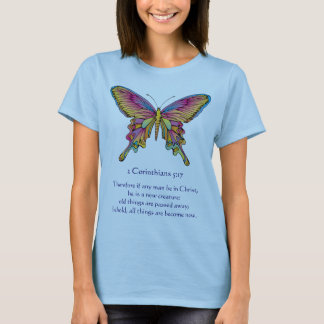 A Butterfly With Wings T-Shirt