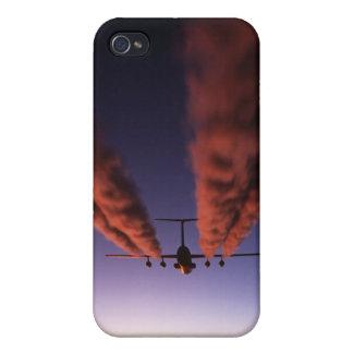 A C-141B Starlifter iPhone 4 Case
