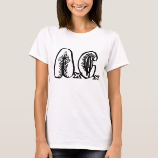A.C. - logo girls t-shirt