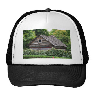 A Cabin in the Garden Trucker Hat