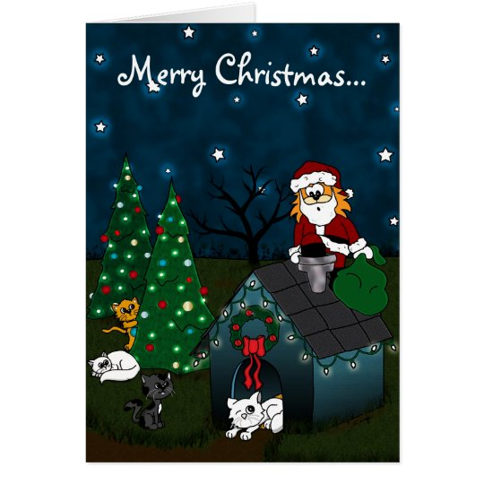 'A Caboodle Christmas' Card