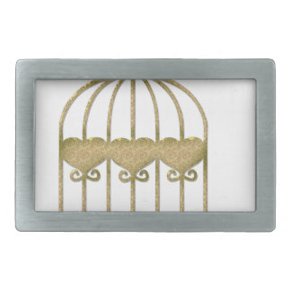 A cage is a cage even if it's beautiful belt buckles