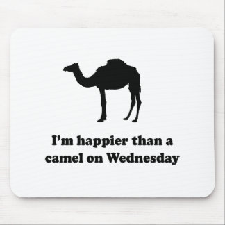 A Camel on WednesdayA Camel on Wednesday Mouse Pad